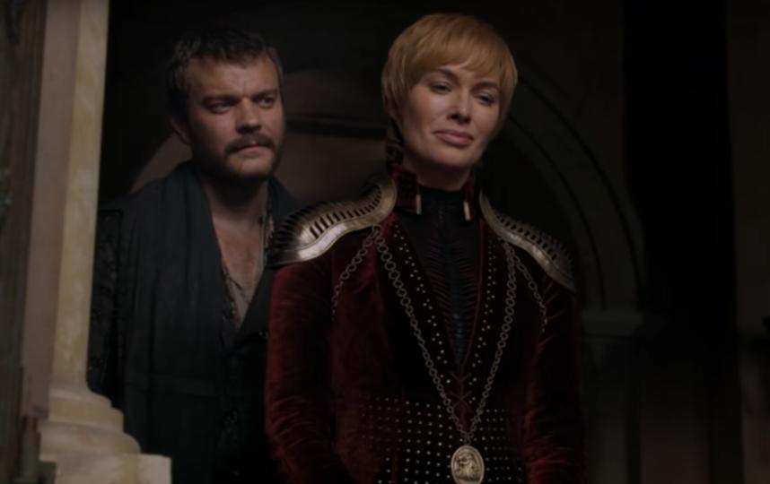 """Кадр из четвёртого эпизода сериала """"Игра престолов"""". Фото Скриншот/GameofThrones, Скриншот Youtube"""