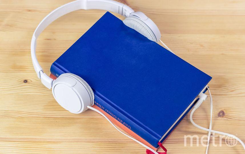 Топ-8 аудиокниг на праздники. Фото Pixabay
