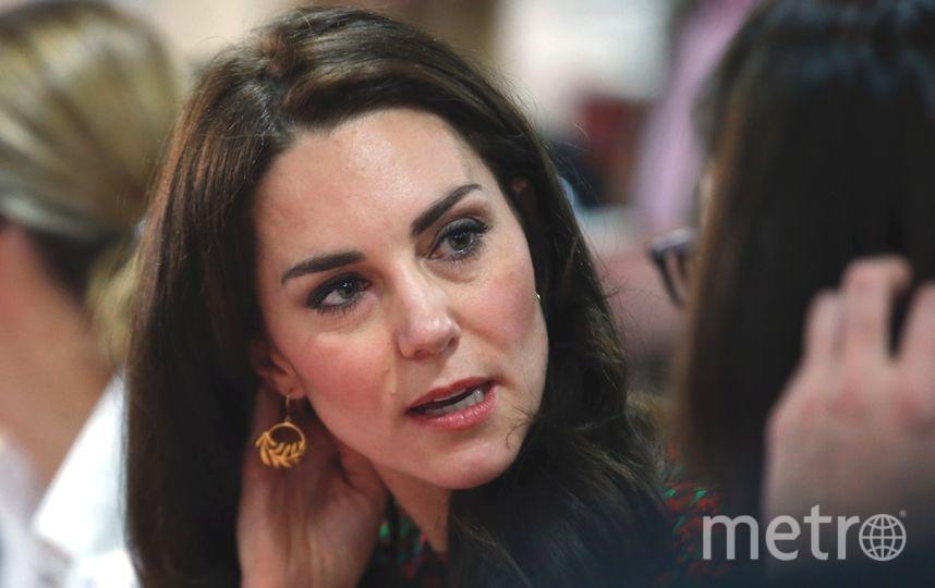 Кейт Миддлтон. Фото архив, Getty