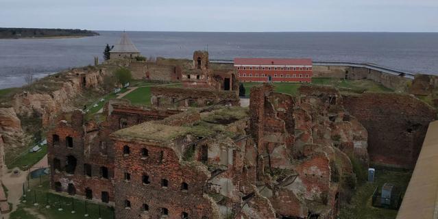 Крепость Орешек начнет принимать гостей с 1 мая.