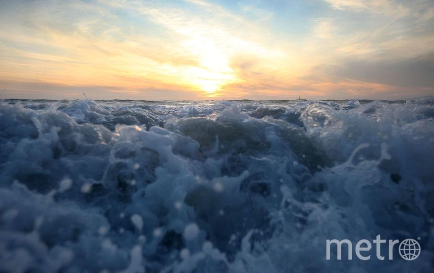 Речь идёт о повышении Мирового океана. Фото Getty