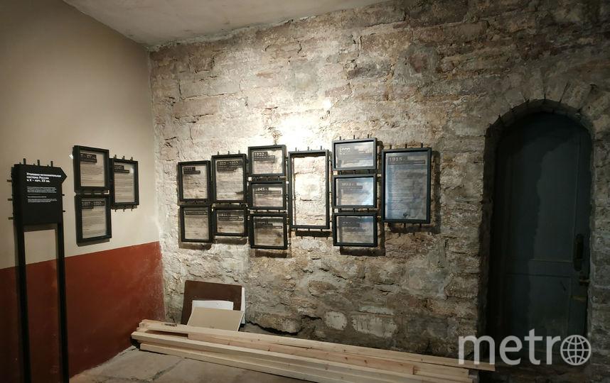 """Здание тюрьмы готовится принять гостей по-новому. Фото Наталья Сидоровская, """"Metro"""""""