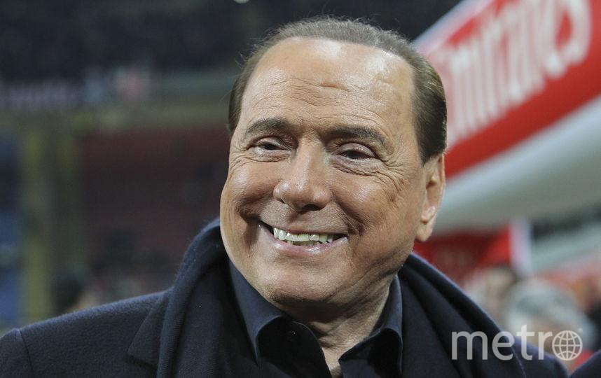 Сильвио Берлускони. Фото Getty