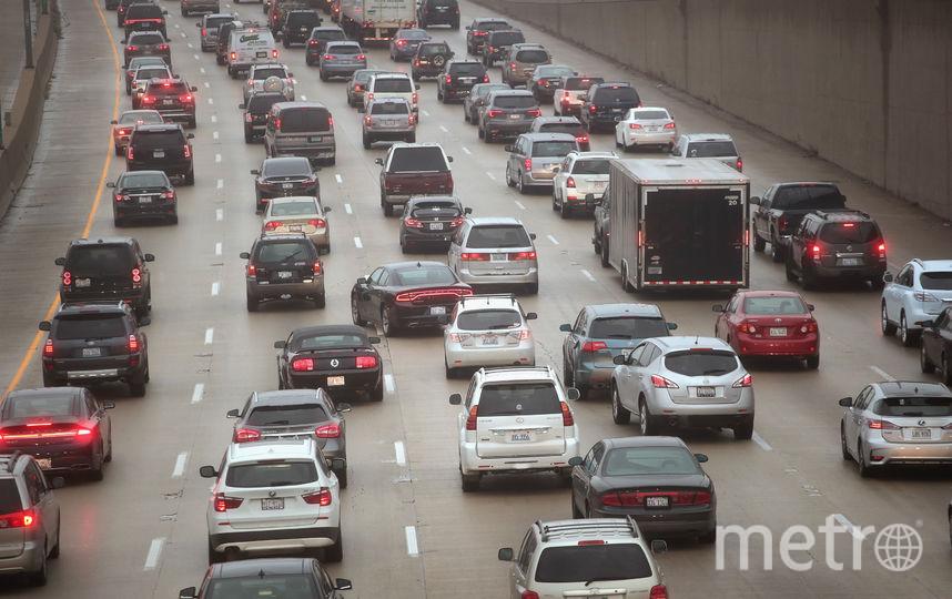 Лучше всего выезжать из города сегодн после 22:00 или завтра до 8:00. Фото Getty