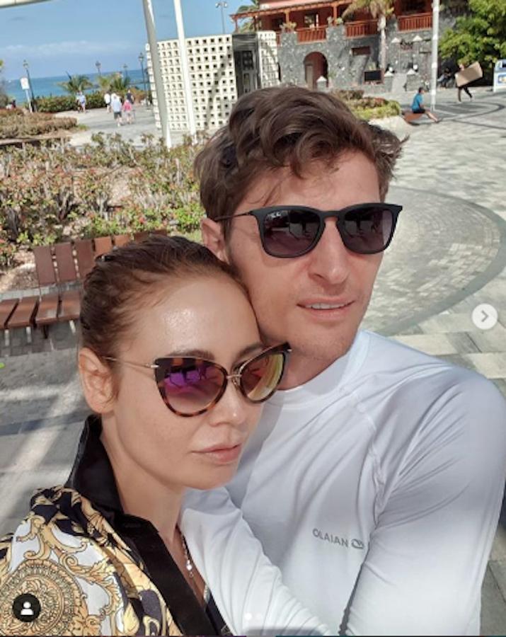Ляйсан Утяшева и Павел Воля. Фото www.instagram.com/liasanutiasheva