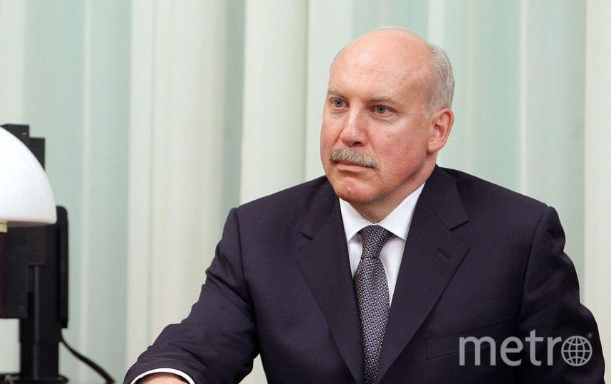 Дмитрий Мезенцев. Фото Government.ru