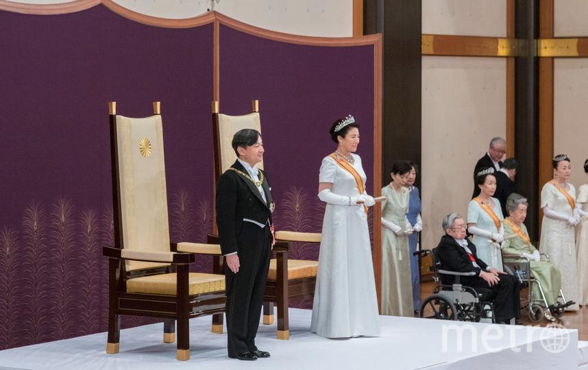 Новым императором Японии стал наследный принц Нарухито. Фото Getty