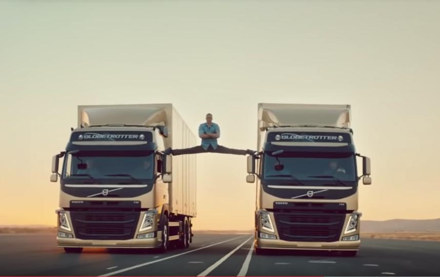Знаменитое видео с Жан-Клод Ван Даммом. Фото Скриншот Youtube