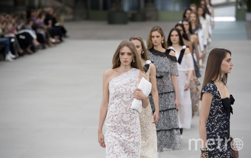 Chanel Cruise 2020 Show. Фото AFP