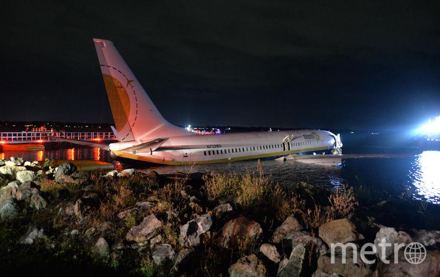 На борту воздушного судна находилось 143 человека. Фото AFP