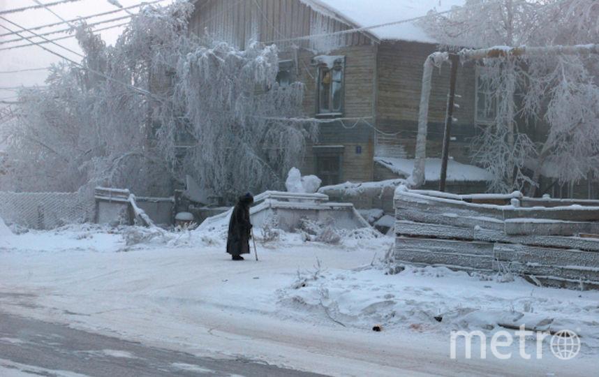 Якутск возглавил список самых экстремальных мест для жизни. Фото РИА Новости