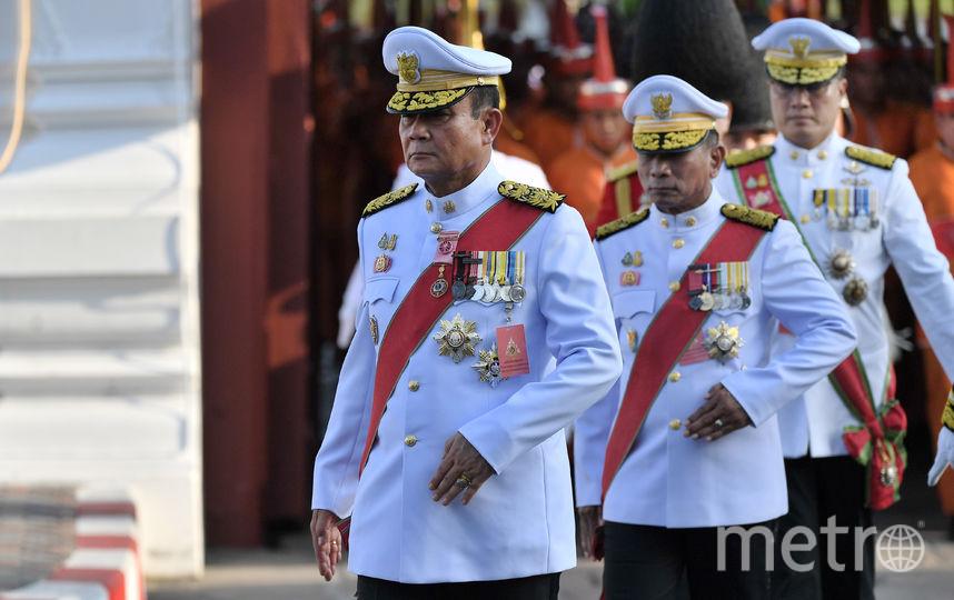 В столице Таиланда Бангкоке проходит второй день церемонии коронации короля Таиланда Рамы Х. Фото AFP