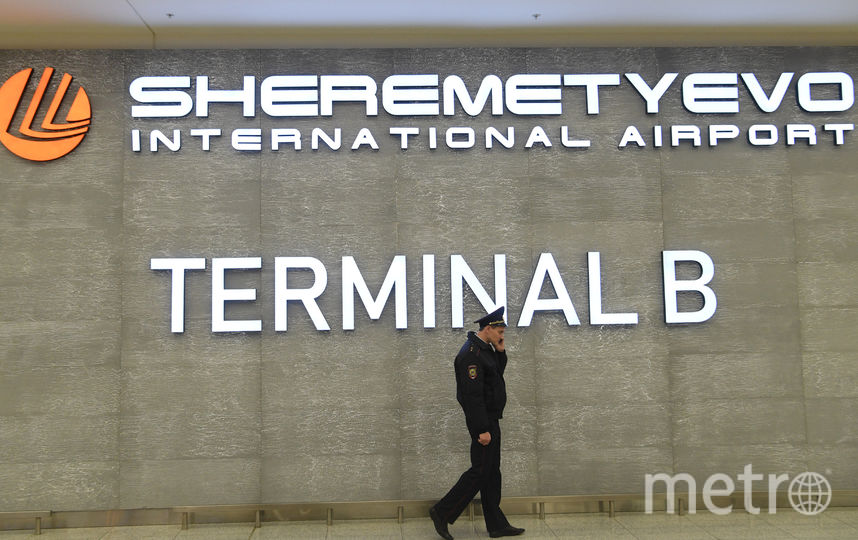 Лайнер, выполнявший рейс Москва-Мурманск, совершил жёсткую посадку в Шереметьево. Фото AFP