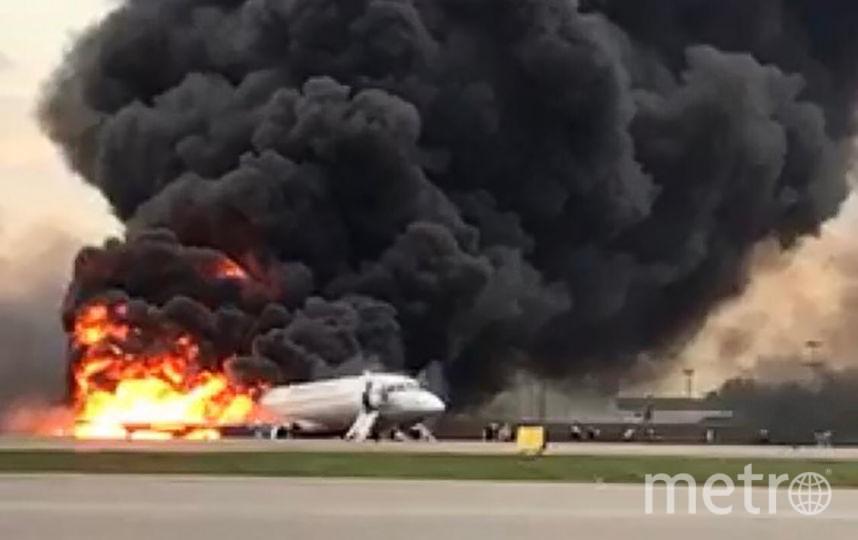 Александр Беглов выразил соболезнования в связи с гибелью пассажиров самолета в Шереметьево. Фото Скриншот Youtube