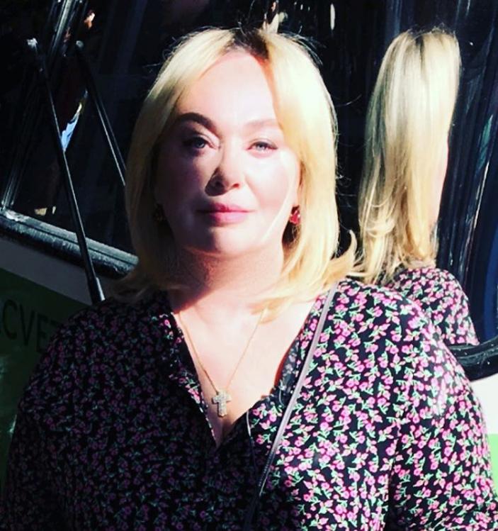 Лариса Гузеева стала блондинкой. Фото instagram.com/_larisa_guzeeva_