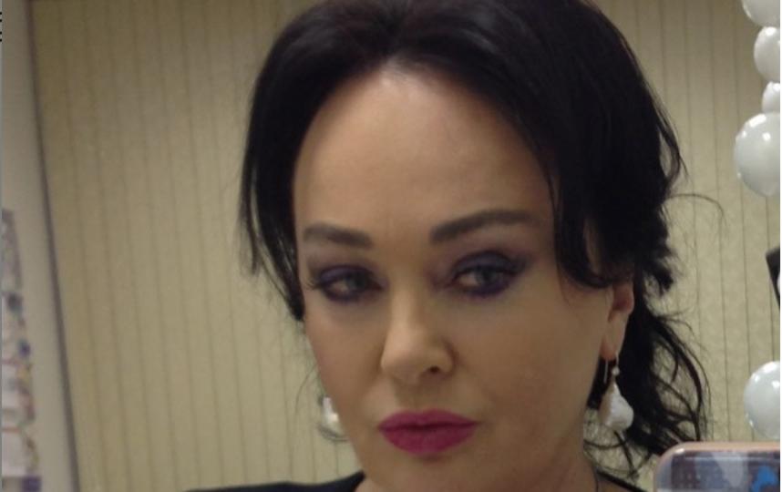 Лариса Гузеева  до смены имиджа. Фото instagram.com/_larisa_guzeeva_