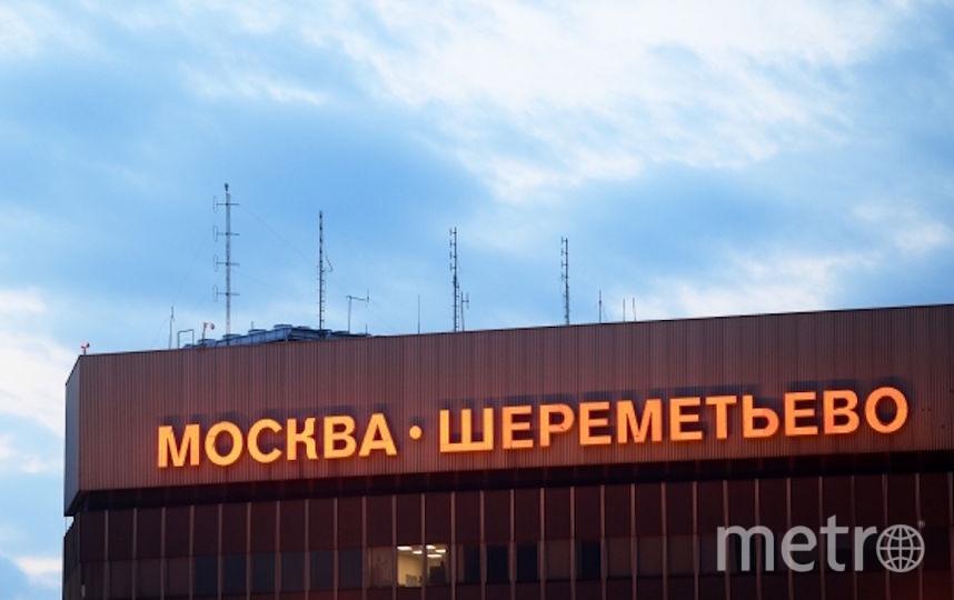 ЧП в Шереметьево.