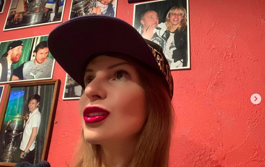 Наталья Штурм. Фото Скриншот Instagram: @nataliashturm