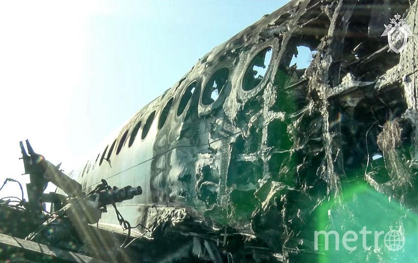 """Трагедия произошла в аэропорту """"Шереметьево"""" вечером 5 мая. Фото AFP"""