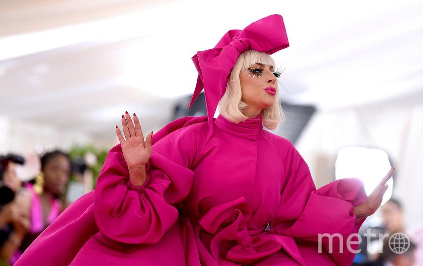 Леди Гага на Met Gala-2019. Фото Getty