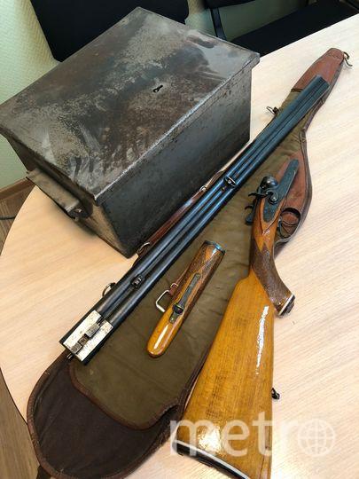 Петербуржец нашел в своей квартире оружие и килограмм пороха. Фото pixabay.com