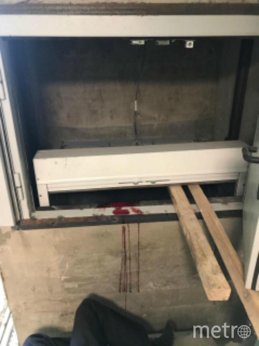 В Волгограде директор лифтовой компании погиб при монтаже нового лифта. Фото www.yusut.sledcom.ru