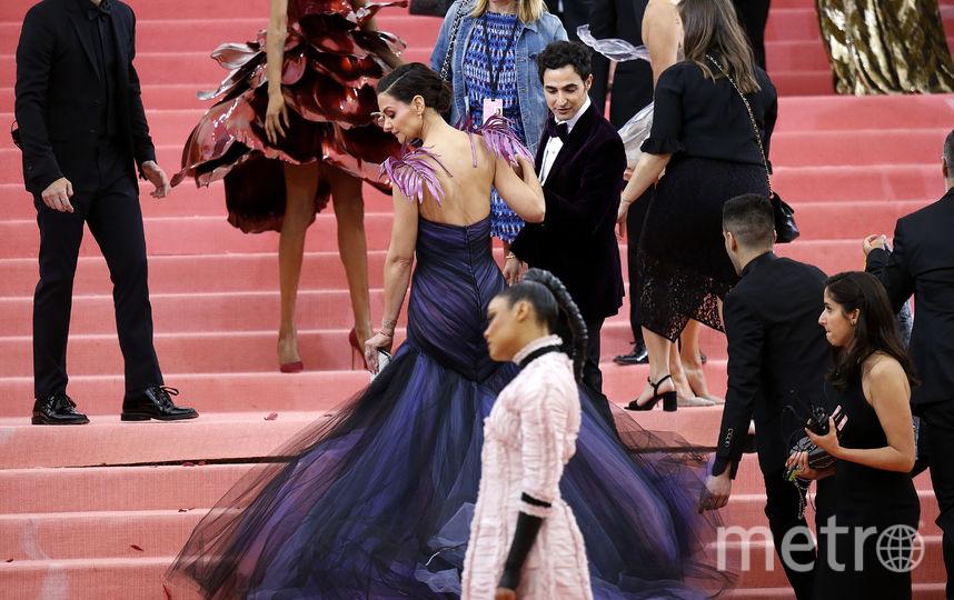 Кэти Холмс на Met Gala-2019. Фото Getty