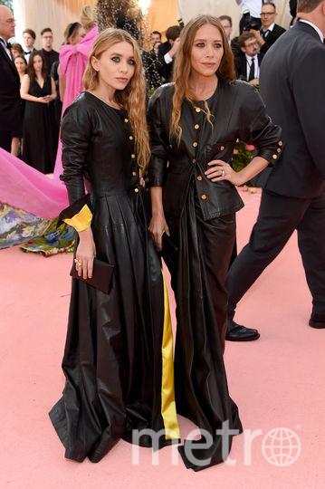 Мэри-Кейт и Эшли Фуллер Олсен на Met Gala-2019. Фото Getty