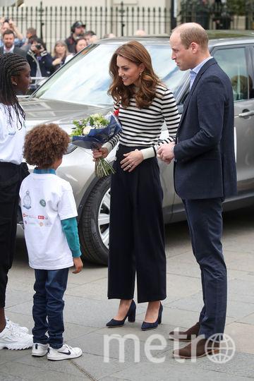 Принц Уильям и Кейт Миддлтон 7 мая. Фото Getty