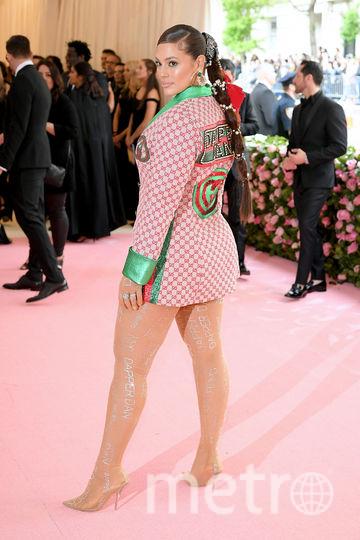 Эшли Грэм на Met Gala. Фото Getty