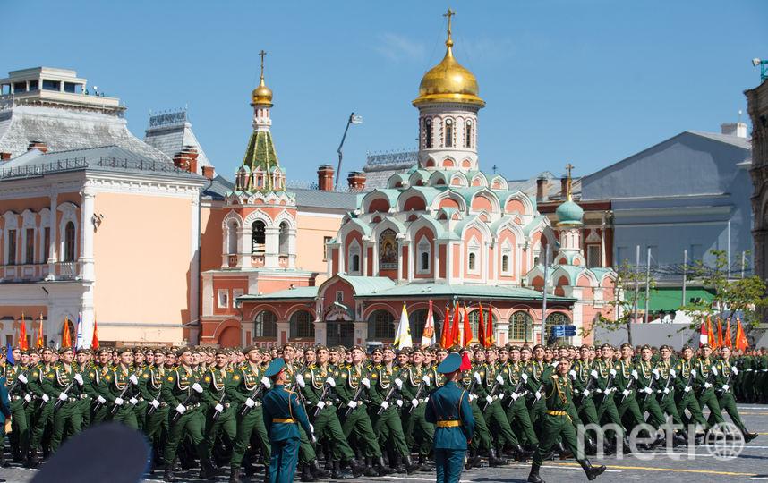 Куда сходить 9 мая в Москве. Фото Василий Кузьмичёнок