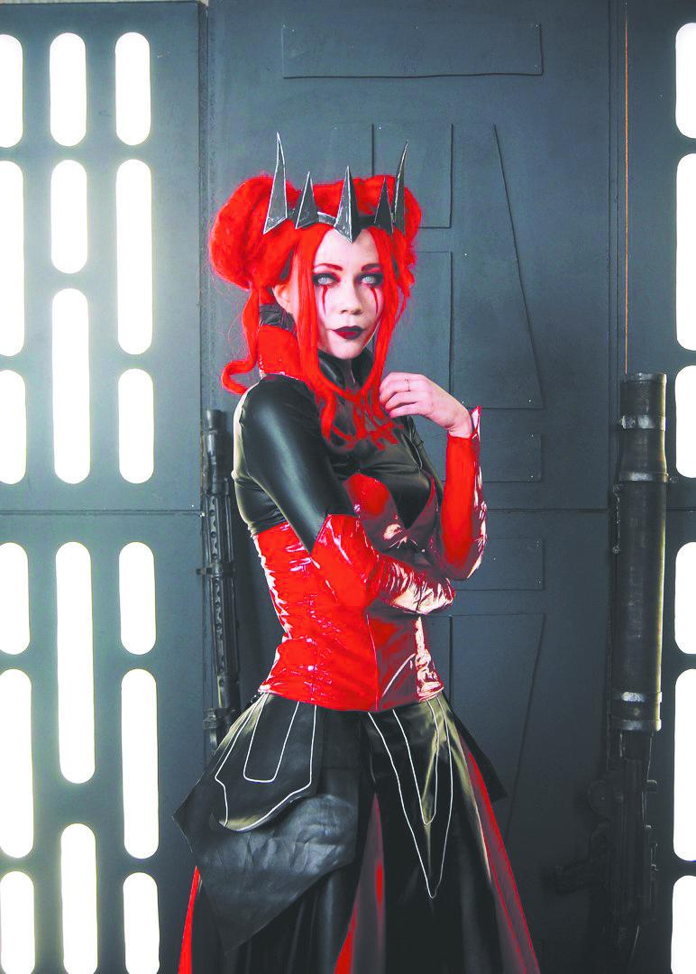 """Поклонники """"Звёздных войн"""" соберутся вместе 11 и 12 мая на StarFans. Фото Предоставлено организаторами"""