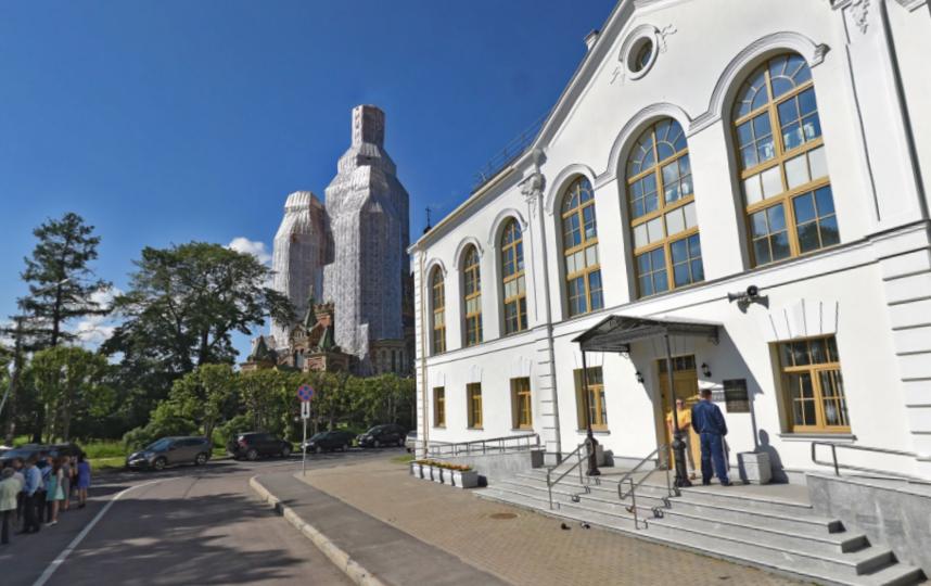 Собор святых апостолов Петра и Павла. Фото Яндекс.Панорамы