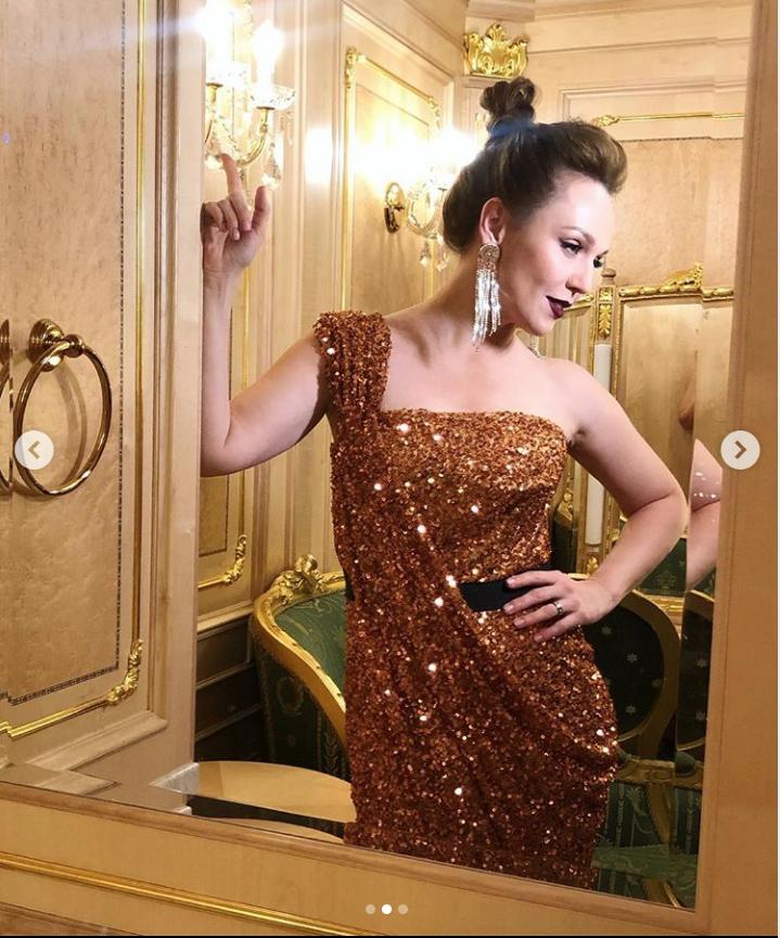 Скриншот instagram.com/albinadzhanabaeva.