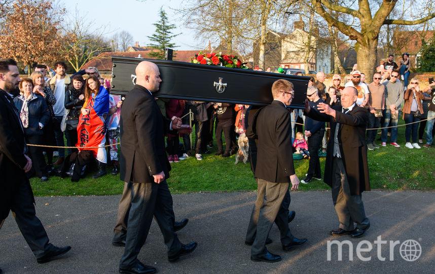 Тело 49-летнего Кита Флинта обнаружили 4 марта в доме в британском графстве Эссекс. Фото Getty