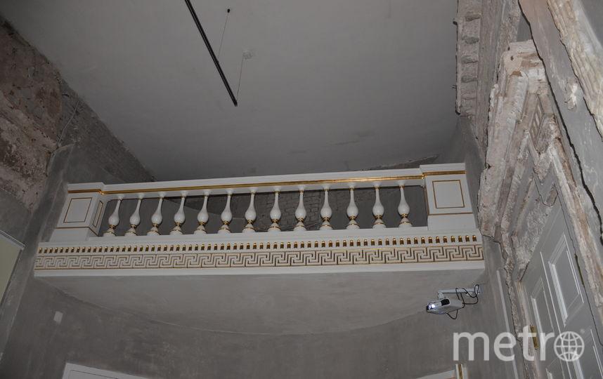 """Над частью галереи были сооружены хоры для музыкантов и певчих. Фото Татьяна Миронова, """"Metro"""""""