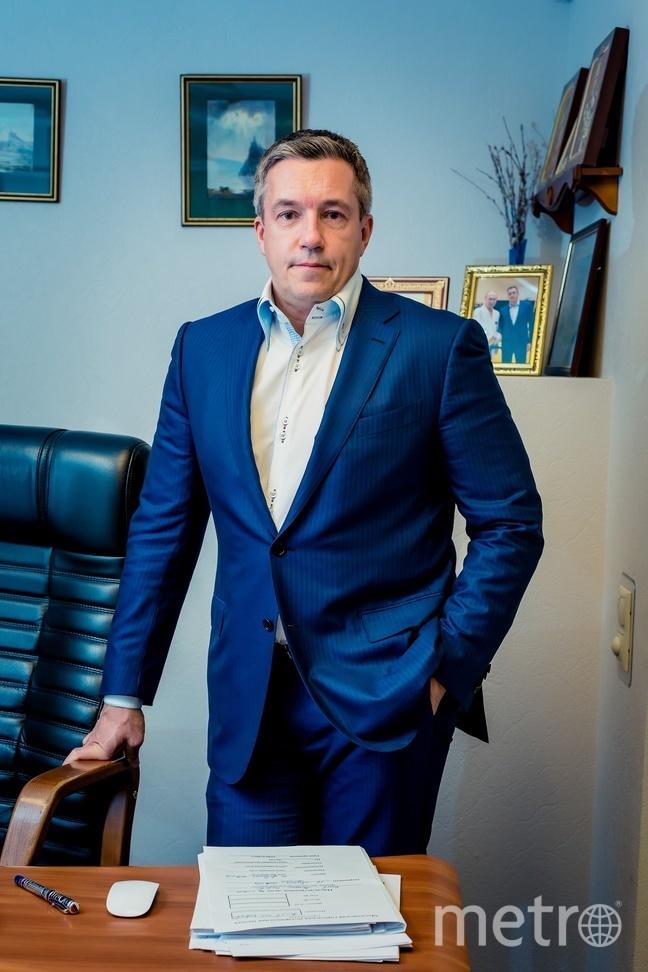 Глеб Борисович Акимов.