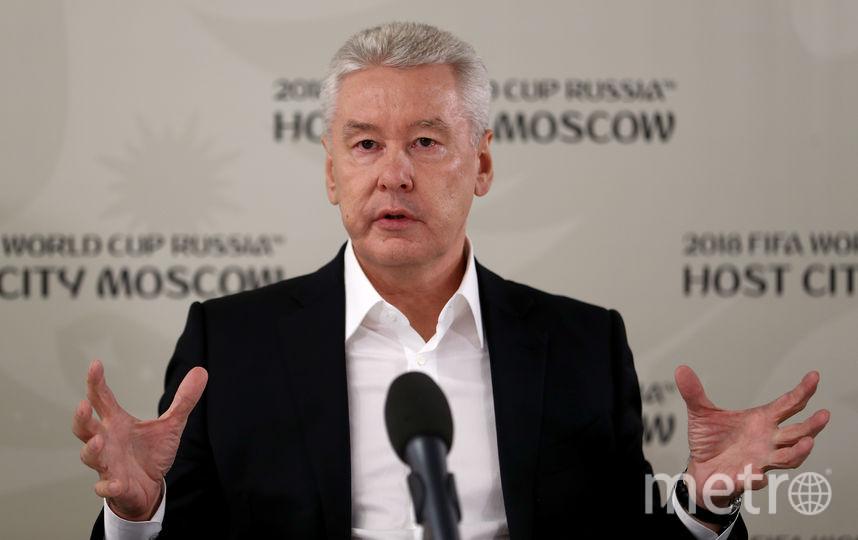 Сергей Собянин. Фото Getty