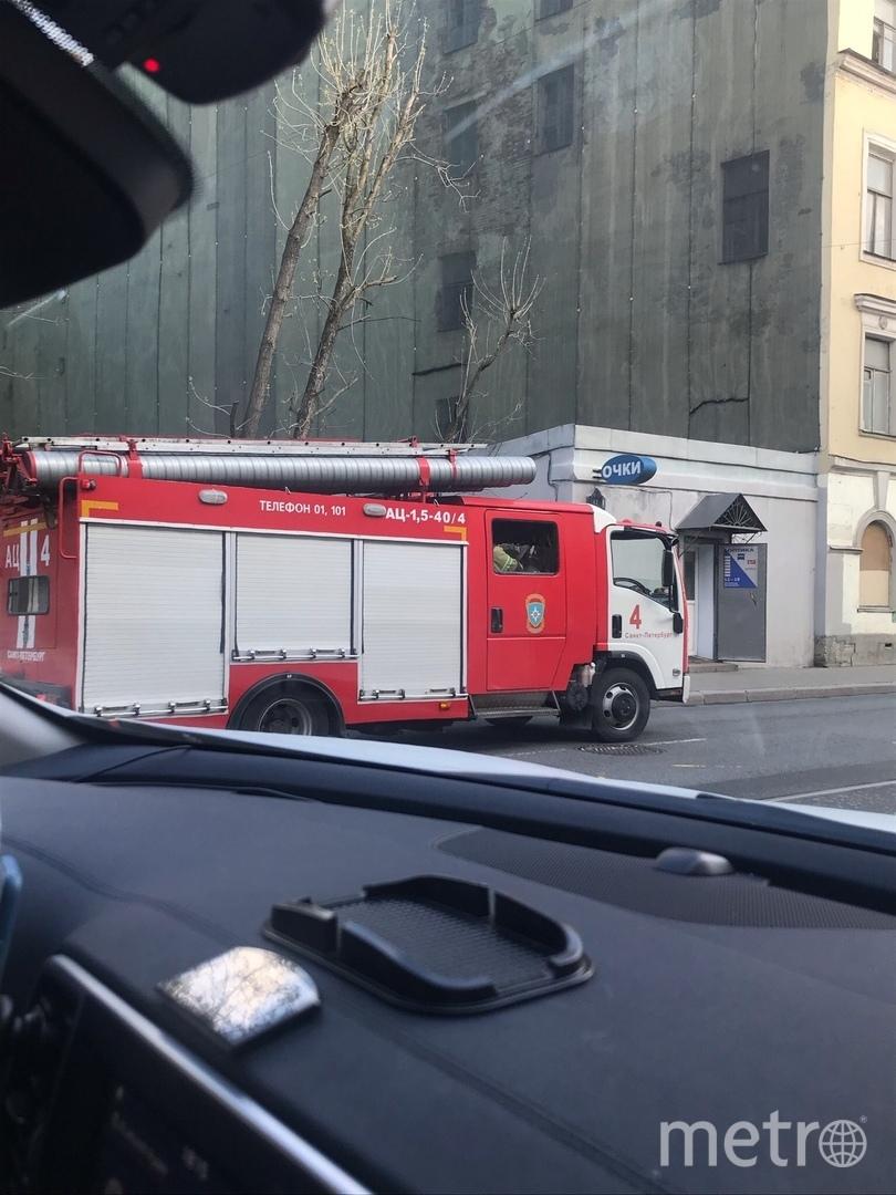 В Петербурге девять человек пострадали в ДТП с двумя маршрутками. Фото https://vk.com/spb_today
