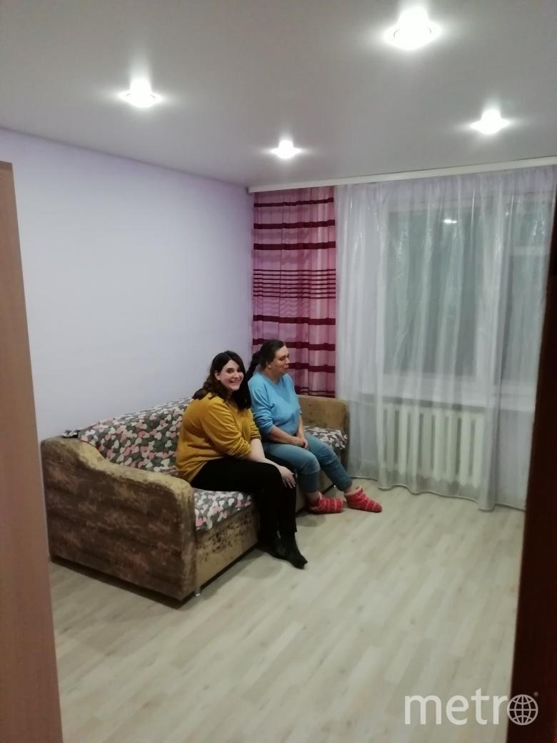 Ремонт в квартире водителя трамвая Полины Геннадьевны. Как стала выглядела квартира. Фото предоставлено Антоном Савчуком.