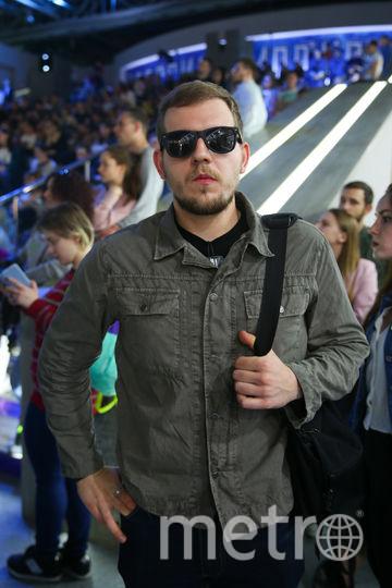 Артём Марков. Фото Василий Кузьмичёнок