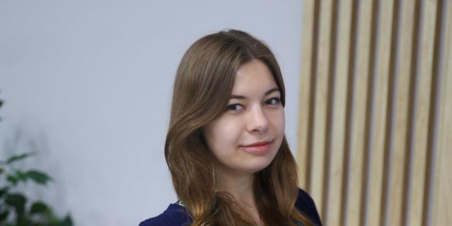 Юлия Затевалова.