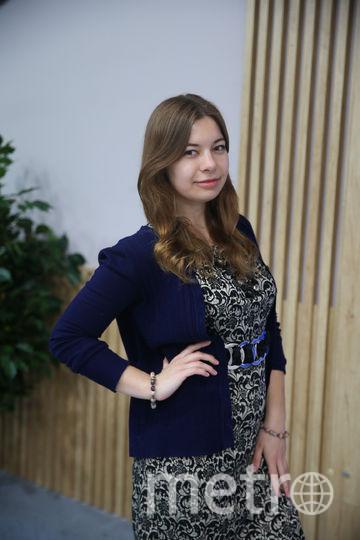 Юлия Затевалова. Фото Василий Кузьмичёнок