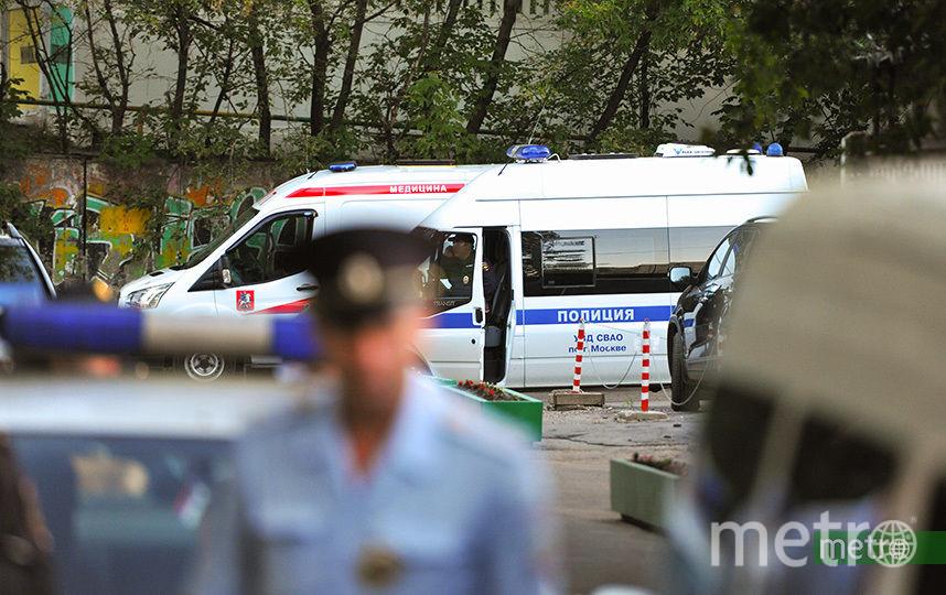 По факту произошедшего в квартире на севере Москвы возбуждено уголовное дело. Фото Василий Кузьмичёнок