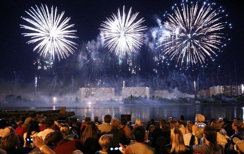 """Фестиваль фейерверков удивит москвичей. Фото АГН """"Москва"""""""