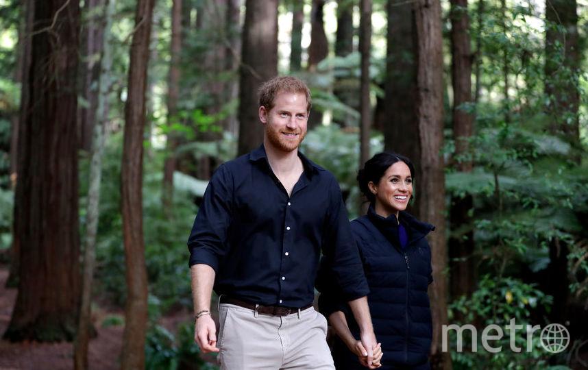 Принц Гарри и Меган Маркл. Фото архив, Getty
