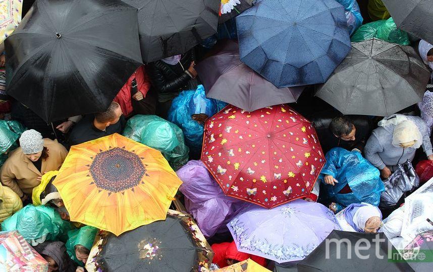 Дожди, грозы и похолодание ожидаются в Москве. Фото Василий Кузьмичёнок