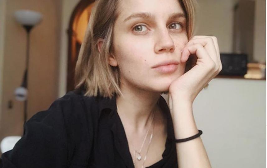 Актриса Дарья Мельникова. Фото www.instagram.com/melnikovadsh