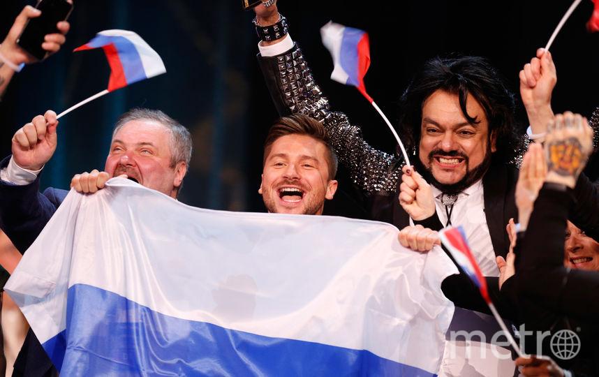 Сергей Лазарев, Евровидение - 2018, фотоархив. Фото Getty
