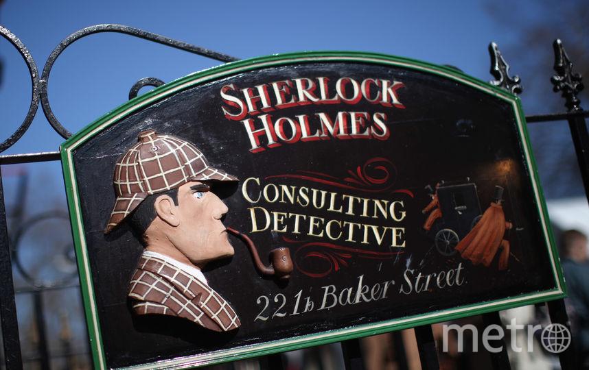 Сыщик Шерлок Холмс. Фото Getty